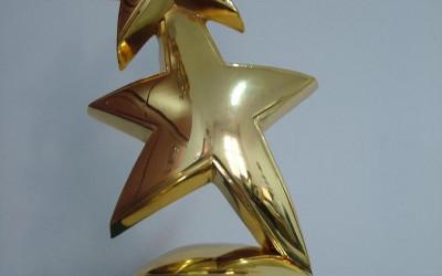 Briselē pasniedz Zelta zvaigžņu balvu