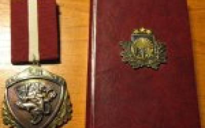 Barikāžu dalībnieku tikšanās un apbalvošana 27.05.2011