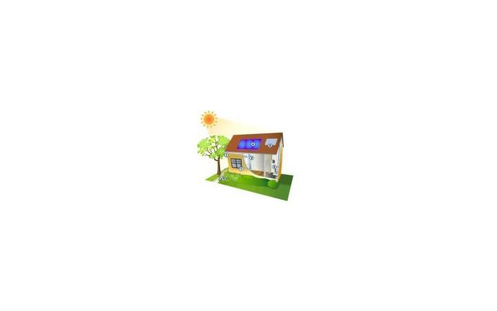 Saules baterijas elektrības ražošanai