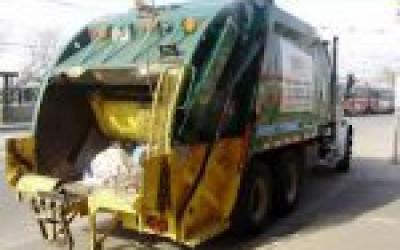 Informācija par atkritumu savākšanu