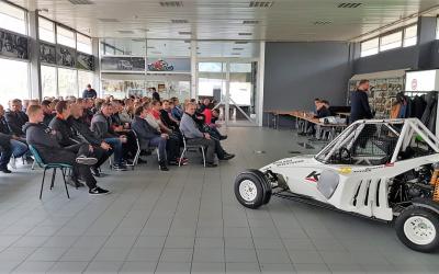Nākošgad Aknīstē plānotas nozīmīgas autokrosa sacensības