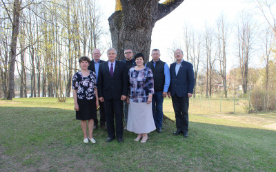 Sēlijas novadu apvienības biedru sapulcē 23.aprīlī Viesītē