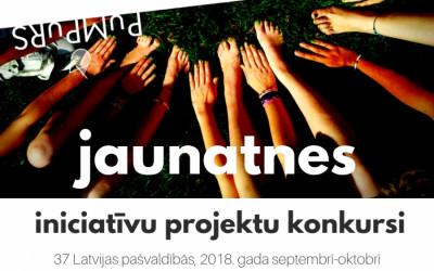 Jaunatnes projektu iniciatīvu konkurss