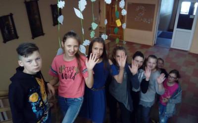 Dzejas dienas -2019 Aknīstes vidusskolā