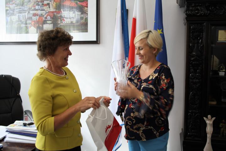 Aknīstes novada pašvaldības delegācijas oficiāla vizīte Bialogardā (Polijā)