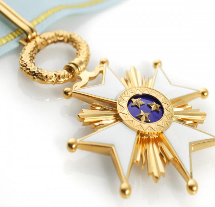 Triju Zvaigžņu ordeni saņem  ilggadēja Aknīstes psihoneiroloģiskās slimnīcas valdes priekšsēdētāja