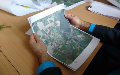 Aknīstes novadā uzsāk teritorijas plānojuma izstrādi
