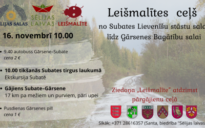 Sagaidot Latvijas dzimšanas dienu