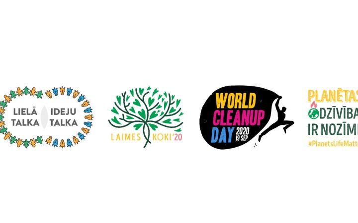 Lielā Talka aicina Latvijas skolas piedalīties Pasaules talkā